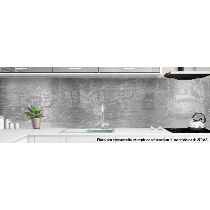 credence adhesive sur mesure deco vintage. Black Bedroom Furniture Sets. Home Design Ideas