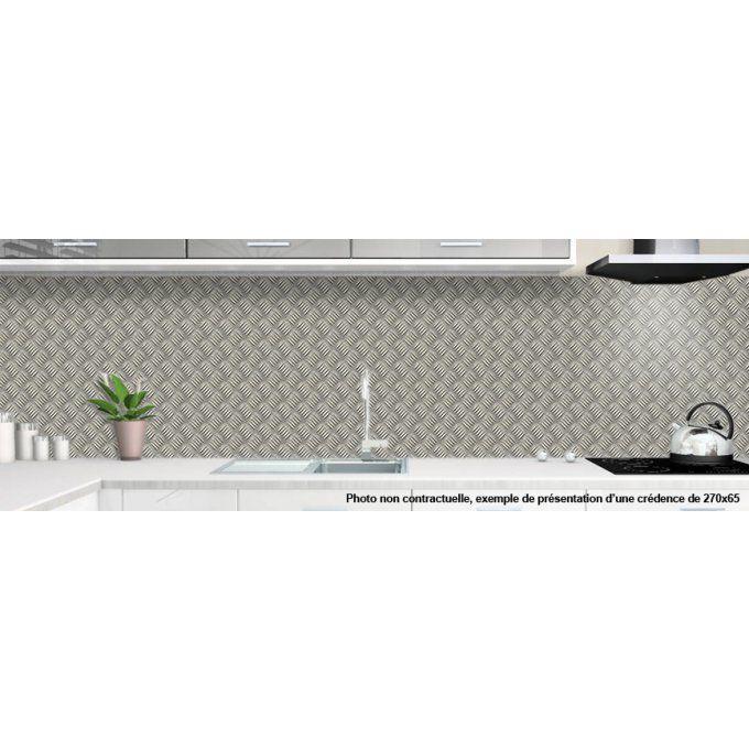 credence de cuisine sur mesure textures et matieres. Black Bedroom Furniture Sets. Home Design Ideas