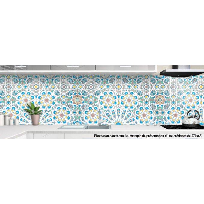 Cr dence pour cuisine et salle de bain carrelage for Carrelage 65x65