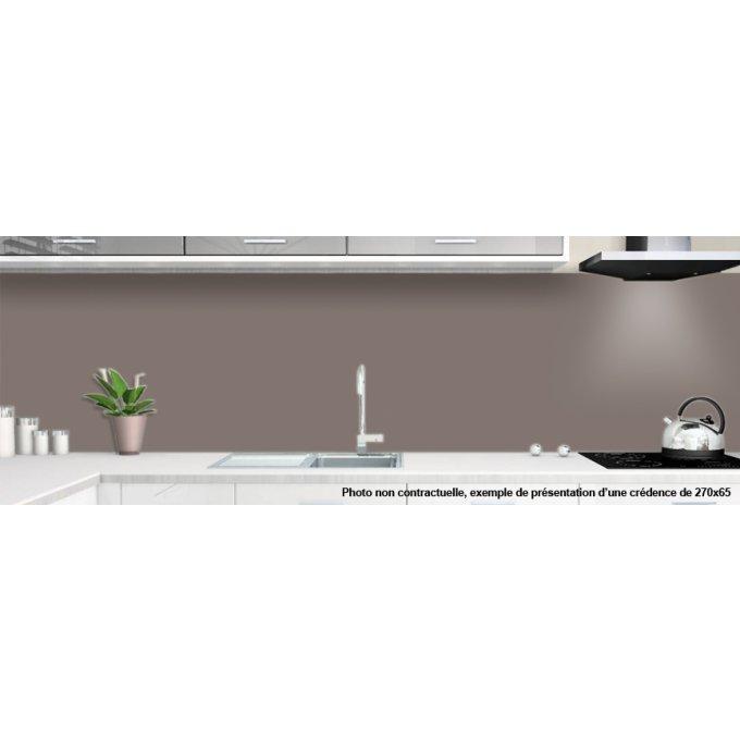 cr dences de cuisine couleurs unies. Black Bedroom Furniture Sets. Home Design Ideas